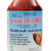 Bán Thuốc Diệt Muỗi Quickcyper 30 ec