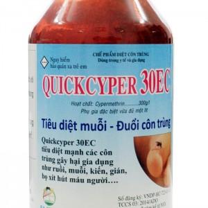 Thuốc Diệt Muỗi Quickcyper_30EC