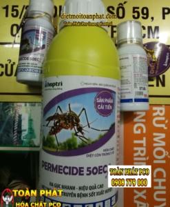 Thuốc diệt muỗi permecide 50ec mới