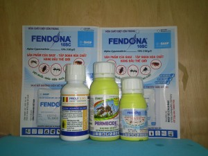 cung cấp Gói 5ml Thuốc Diệt Côn Trùng FenDoNa 10 Sc sỉ/ lẻ