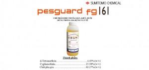 Thành Phần  Thuốc Diệt Côn Trùng Pesguard FG 161