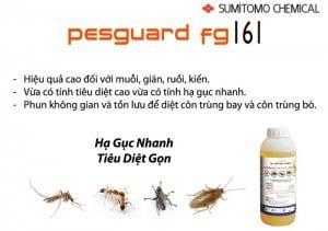 bán Thuốc Diệt Côn Trùng Pesguard FG 161