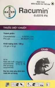 Thuốc Diệt Chuột Racumin® Paste
