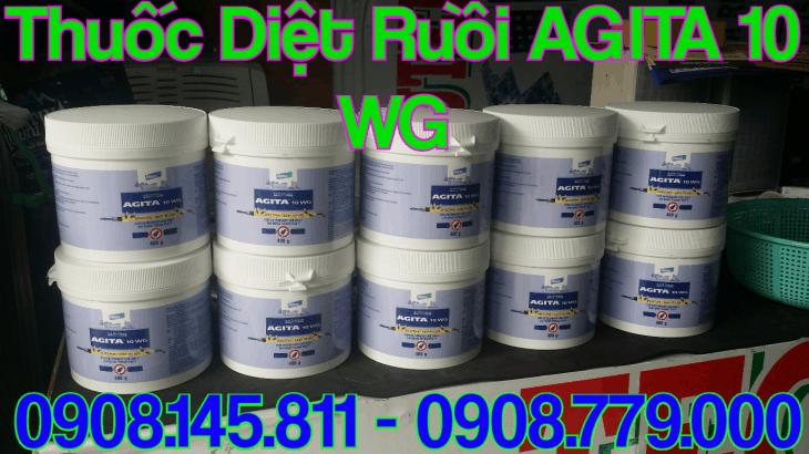 Thuoc Diet Ruoi Hieu Qua AGITA 1 WG Tot Nhat