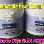 Hướng dẫn cách diệt ruồi với Agita 10WG