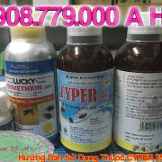 Thuoc Diet Con Trung CYPER 25 EC