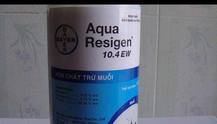 chuyen ban thuoc diet muoi hieu qua aqua resigen 10.4 ew