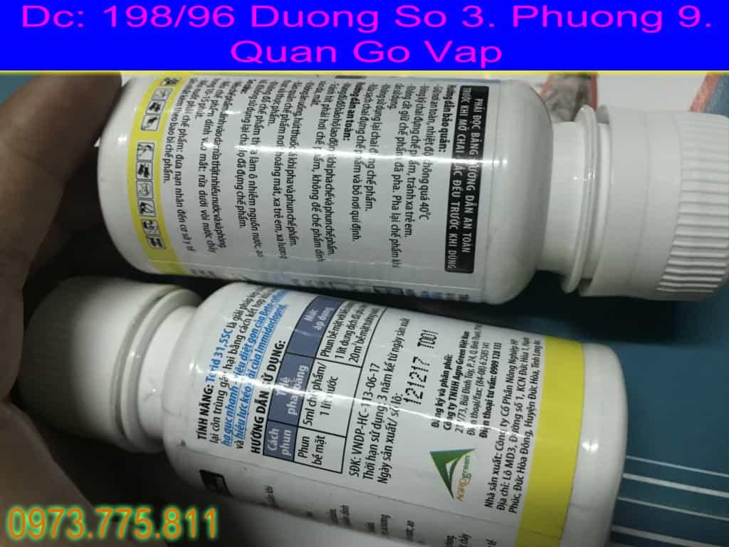 Huong Dan Thuoc |Su Dung Thuoc Terid 31.5 Sc