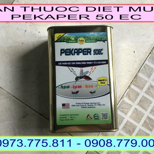 Thuốc Diệt Muỗi PEKAPER 50 Ec