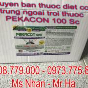 Thuoc Diet Con Trung PEKACON 100 Sc