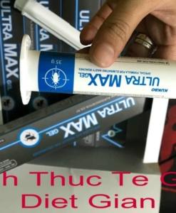 BAN Thuoc Diet Gian ULTRA MAX GEL KUKBO GIA BINH DAN