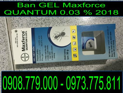 Thuoc Diet Kien Maxforce QUANTUM 0.03% new 2018