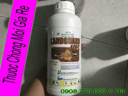 Thuoc Diet Moi - Phong Chong Moi Landguard 40 ec