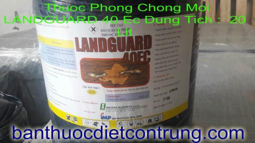 Thuoc Chong Moi LANDGUARD 40 Ec Dung Tich 20 Lit