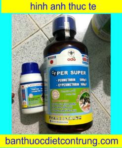 Hinh Anh Thuc Te Thuoc Cyper Super 600 Ec