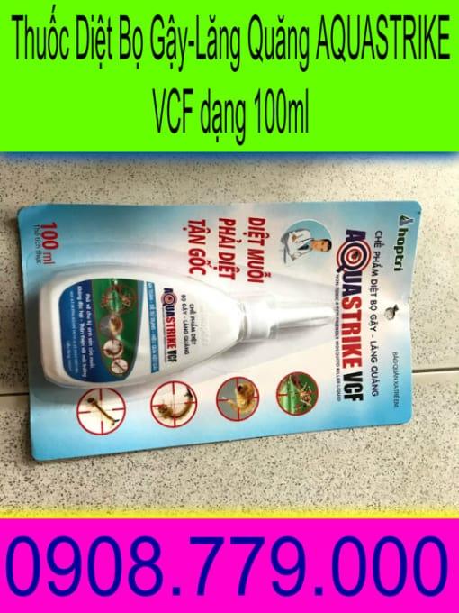 Thuoc Diet Lang Quang AQUASTRIKE VCF 100ml