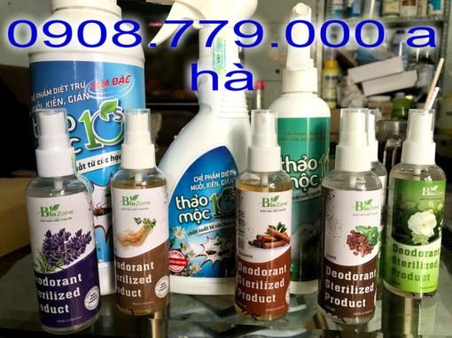 Cac San Pham Khu Mui Diet Khuan Cung Dong BioZone