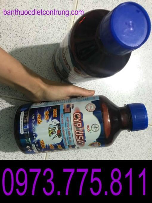 thuoc diet con trung CYP USA Phun ngoai troi