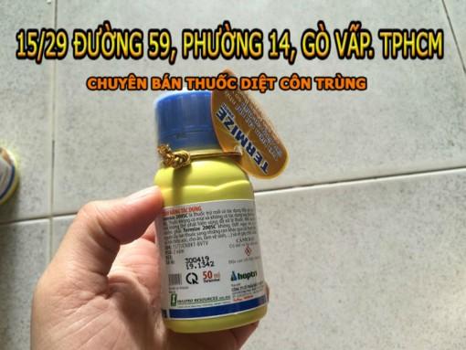 BAN THUOC DIET MOI TAN GOC TERMIZE 200 SC 50ML
